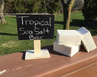 Tropical Sea Salt Bar