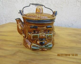 Vintage 1950's Ben Franklin Teapot