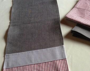 Table Runner - Handmade in Linen & Cotton