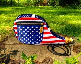 Unique USA accessory, USA merchandise, USA sports events apparel, United States bota bag, United States merchandise, United States accessory