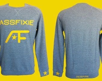 Sweat Shirt Raglan french Terry unisex - 50% sale/SALES
