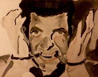 Watercolor ( Zachary Q)