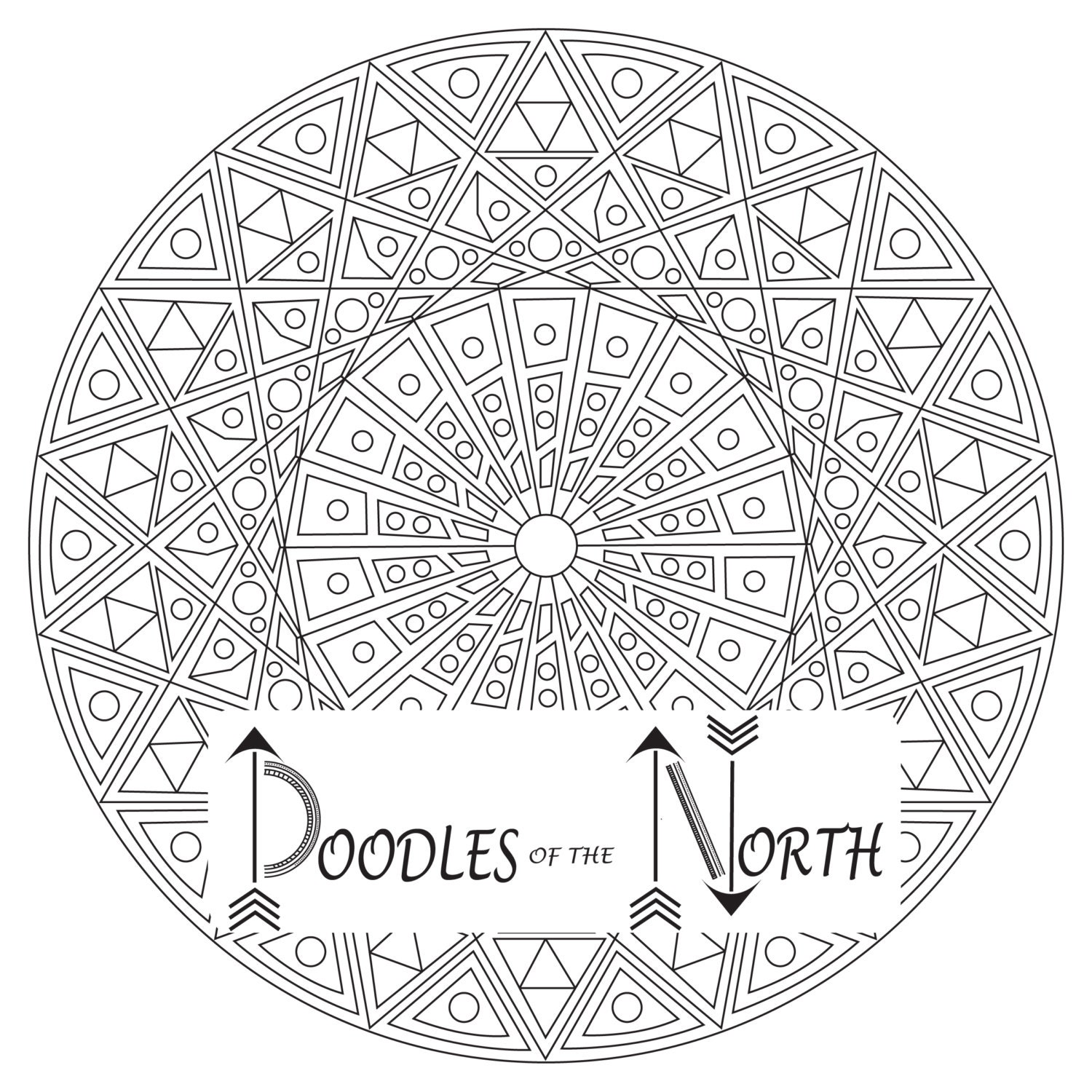sacred mandala coloring pages - photo#30