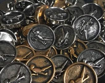 Roadrunner buttons