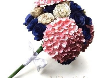 Harry Potter Wedding Bouquet - Book Bouquet - Wedding Bouquet - Paper Bouquet - Paper Flowers Wedding - Paper Wedding Bouquet