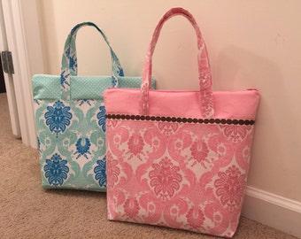 2 Color Handbag