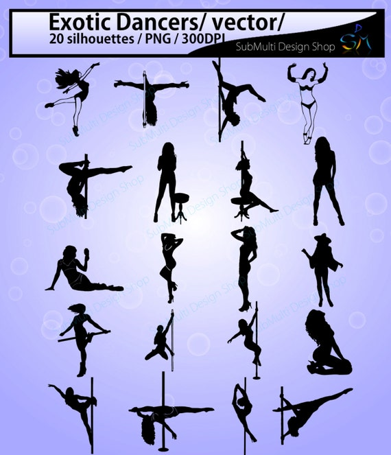 exotic dancer silhouette 20 exotic dancer by