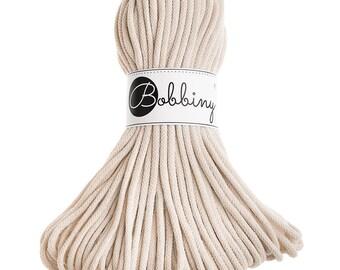 Bobbiny Rope – Natural
