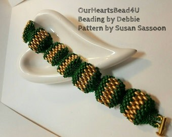 Flat Cellini bracelet