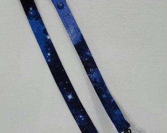 Stellar - Galaxy -  Adjustable Pacifier Tether