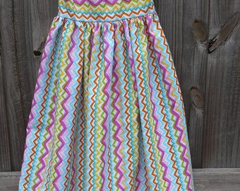 Maxi Dress, Toddler, Girls, Floor Length Dress