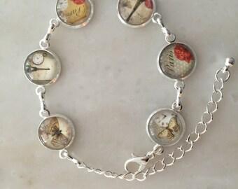 Delicate bracelet Paris