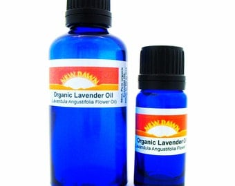 Organic Lavender Essential Oil ~ Pure Essential Oil ~ Aromatherapy ~ Massage ~ Fragrance