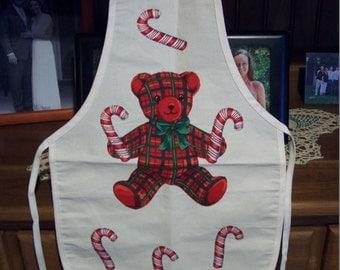 Christmas,Holidays,Bear,Girls,Children,Photo Prop,Cooking,Kitchen,Gift,Child