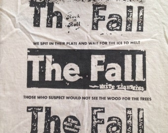 The Fall shirt