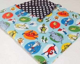 Dr Seuss Blanket