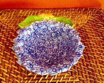 Ceramic Blue Dish Set