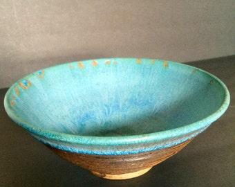 Vintage Artisan Bowl