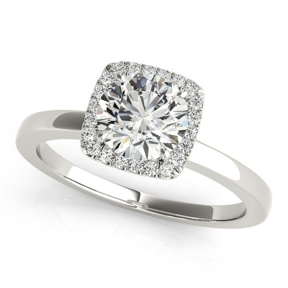 Simple Diamond Engagement Ring Simple Diamond Ring Engagement