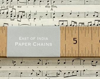 Tape Measure Paper Chain