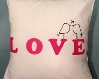 Gorgeous Valentines Pillow