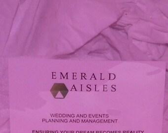 Bride Emergency - Just in case kits