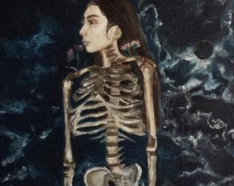 You - Original oil painting