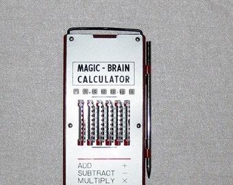 Magic Brain Calculator