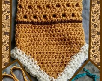 Baby Pocahontas costume, Pocahontas crochet