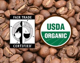 Rwandan Fair Trade/Organic