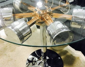 Continental R670 Radial Engine Table
