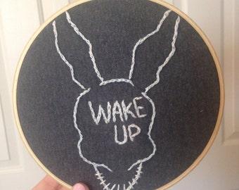 Frank (Donnie Darko) Embroidery