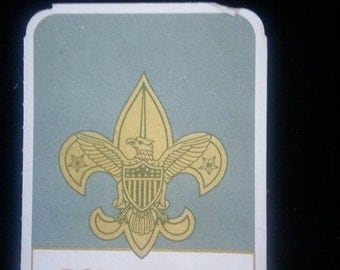 1970's Boy Scouts of America Membership Card