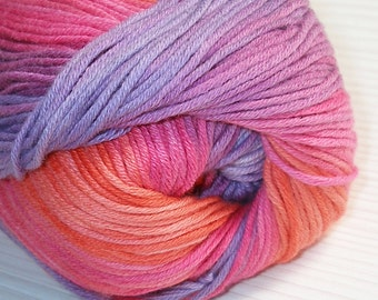 Cotton Yarn Alize Batik Natural Yarn Summer Knitting Crochet Yarn Baby Yarn Hypoallergenic Yarn