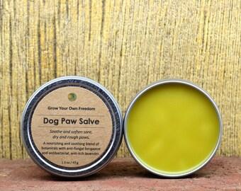 Doggie Paw Salve, Doggie Paw Balm, Dog Paw Salve, Dog Paw Balm, Dog Salve