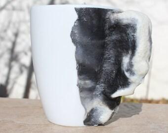 Rock Climber Mug (Black)
