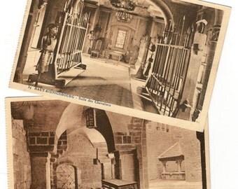Château du Haut-Kœnigsbourg France Vintage Postcards