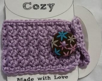 Mug Cozy - Pale Purple