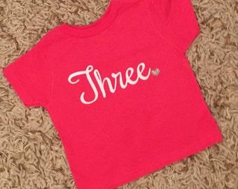 birthday shirt, boys birthday shirt, girls birthday shirt, 2nd birthday, 3rd birthday, 4th birthday, kids birthday shirts, birthday, cute