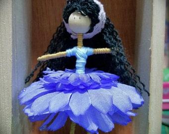 Flower Fairy Doll - Kayani