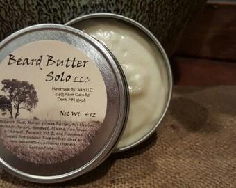 4 oz Beard Butter