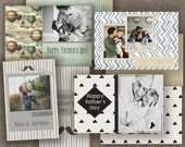 INSTANT DOWNLOAD - Photoshop Photography Father day Cards