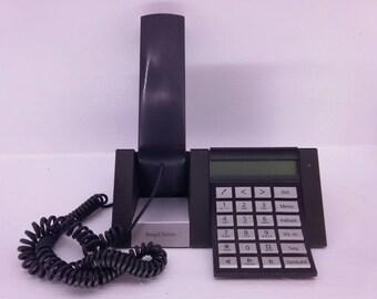 Blue - Bang & Olufsen - BeoCom 2500 Plus Telephone - With 24 Caller Id List - Phone Book - Call Waiting - KR-117