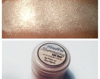 Snow White - Illuminating Eye Duo/ Eyeshadow/ Mineral Makeup/ Eye Color/ Eye Primer/ Eye Pigment