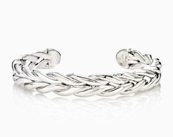 140 SHINE GOURMETTE LOCKED bracelet