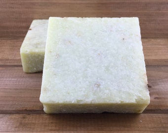 Wakame Soap Scrub Bar
