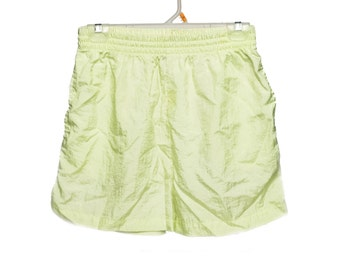 Vintage Body Co. Neon Yellow Shorts Medium/Small FREE SHIPPING!!