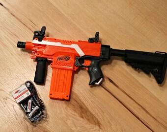 Custom Nerf Gun AEG