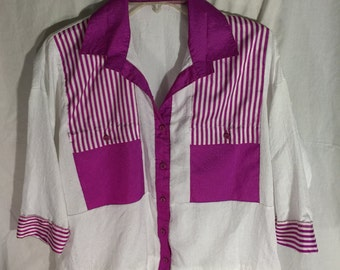 Vintage 80's Style Shirt