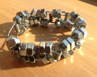 Men's Rustic link Bracelet